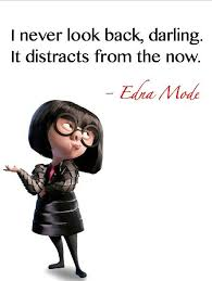 edna mode never look back